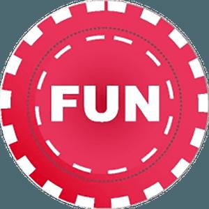 FunFair prijs vergelijken - FUN prijzen